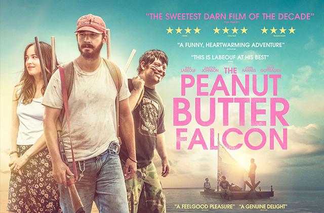 película peanut butter falcon